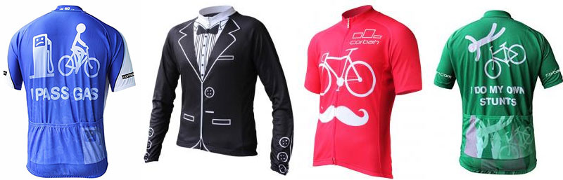 More Fun On Bike Rides With Novelty Cycling Jerseys Active Weekender