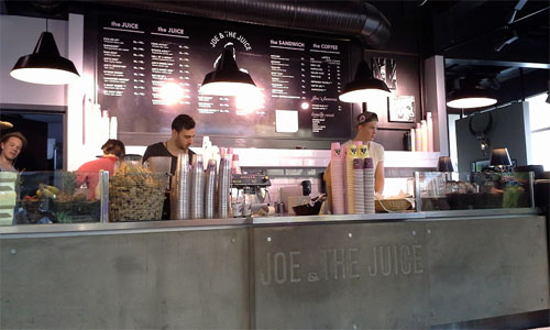 joe and the juice oslo