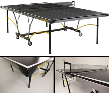 stiga synergy ping pong table review