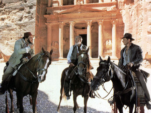 indiana jones petra