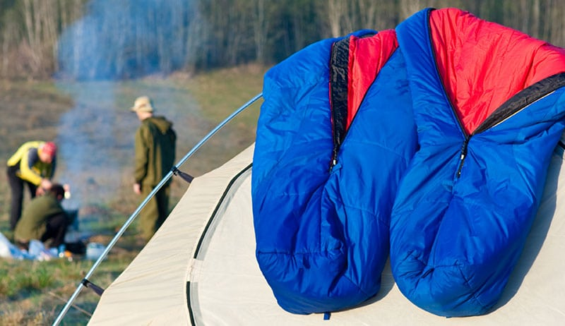 Ultimate Guide: Best Camping Sleeping Bag For The Money ...