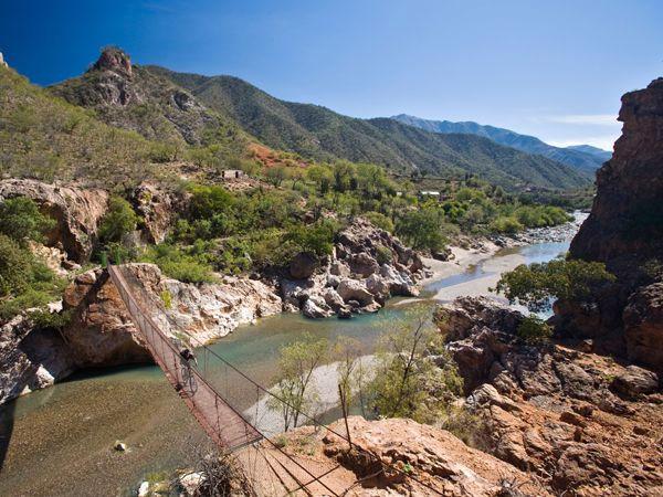 Urique-Batopilas Trail