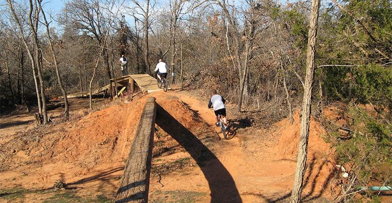 draper mtb trail OK