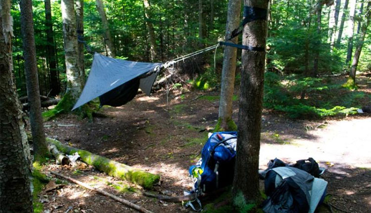 Hennessy Hammock Expedition Asym Classic Hammock review