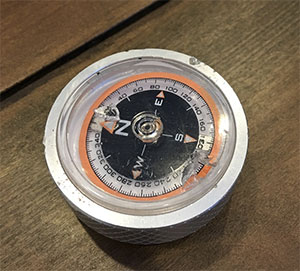 VSSL Gear broken compass