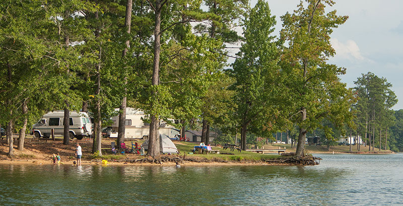5 Best Camping Spots In Alabama Active Weekender