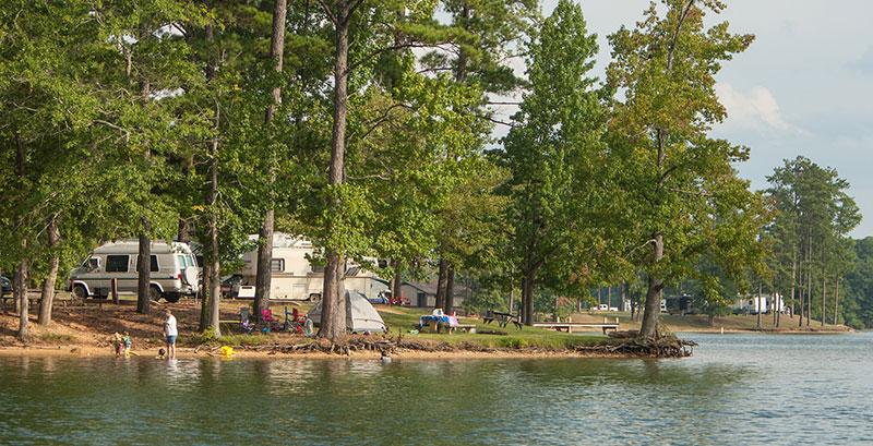 5 Best Camping Spots In Alabama Active Weekender