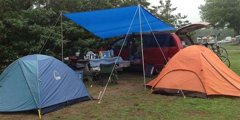 camping connecticut