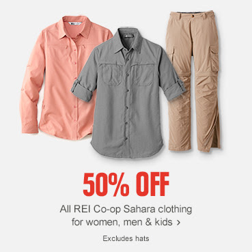rei clothing discounts