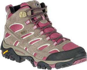 Merrell Moab 2 Mid WP Hiking Boots - Women's