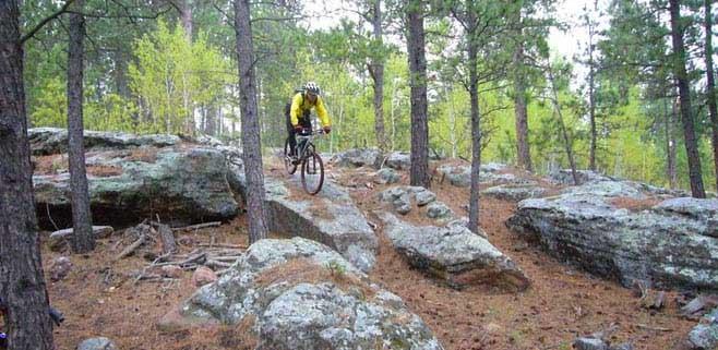centennial trail black hills
