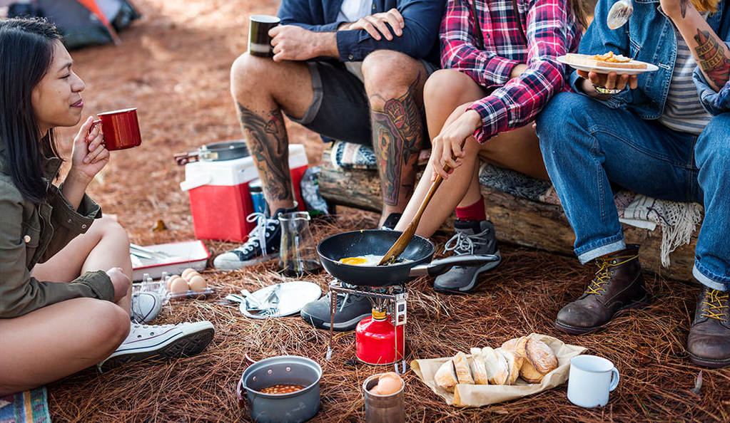 Trail Food: How To Eat Like A Foodie While Camping - Active Weekender