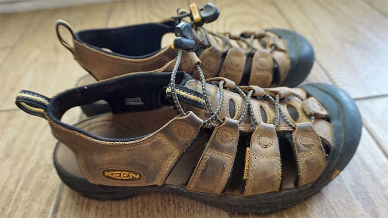 men's keen newport hiking sandals