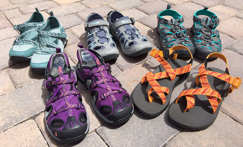 women's hiking sandals