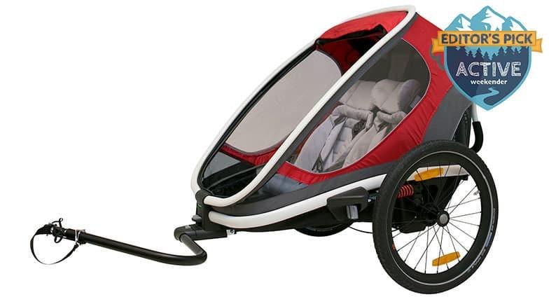Hamax Outback Multi-Sport Child Bike Trailer