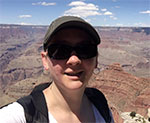 shawna at grand canyon