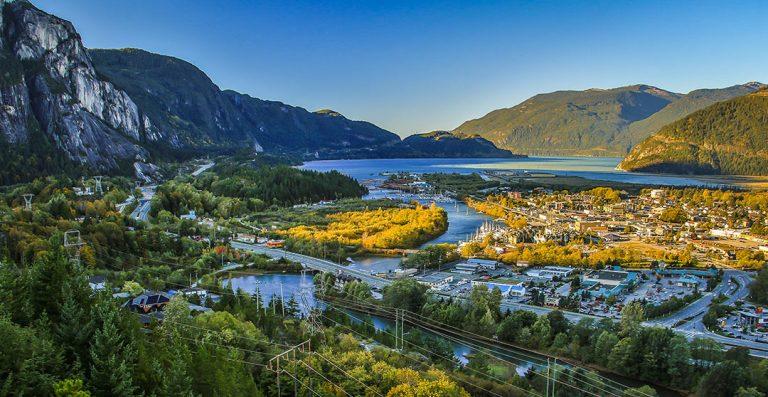 Squamish, British Columbia