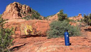 hydroflask in sedona