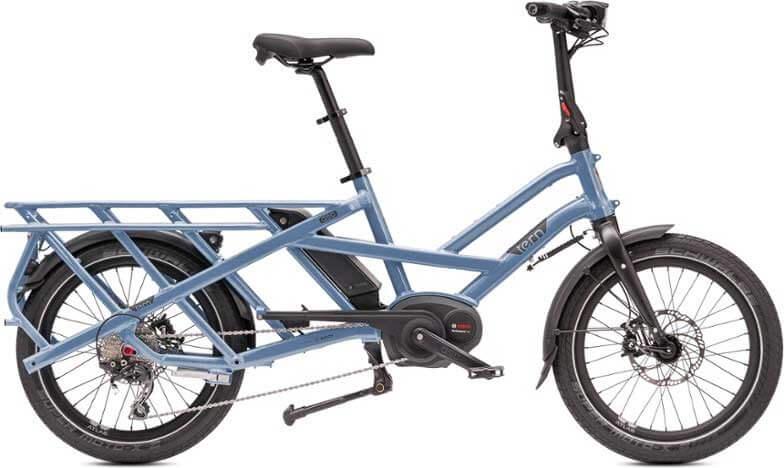 Tern GSD S10 Folding Electric Bike
