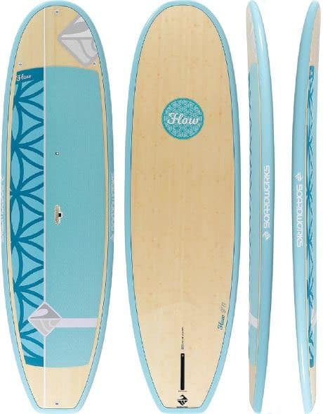 Boardworks Flow Stand Up Paddle Board