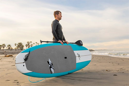 Hobie Heritage Stand Up Paddle Board with Paddle