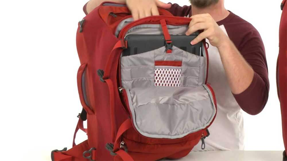 osprey porter backpack