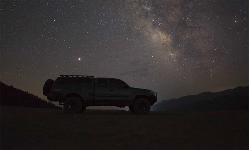 Breckenridge Colorado stargazing