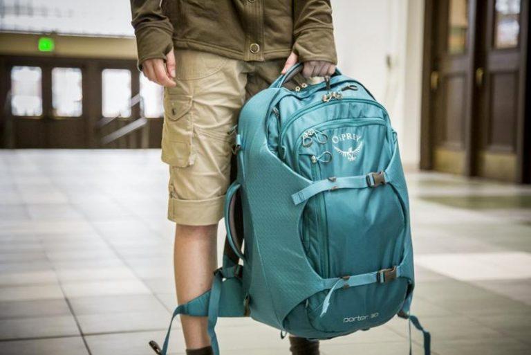 osprey travel backpack