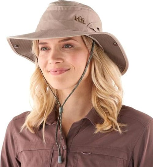 REI Co-op Vented Explorer Hat