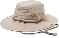 REI vented explorer hat