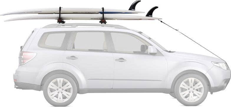 Yakima SUPDawg Paddle Board Roof Rack