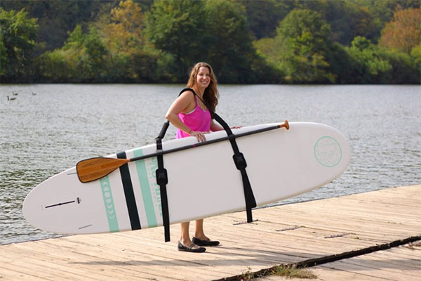 Suspenz SUP Stow & Go Paddle Board Strap