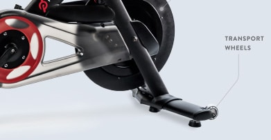 peloton transport wheels