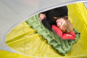 Klymit Static V sleeping pad