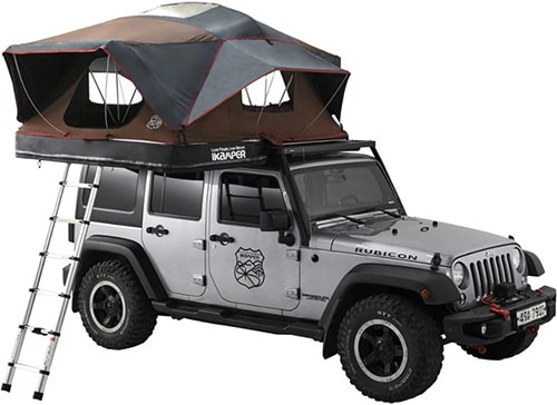 iKamper X-Cover Roof-Top Tent