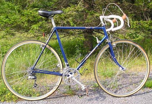 1985 Nashbar Toure MT