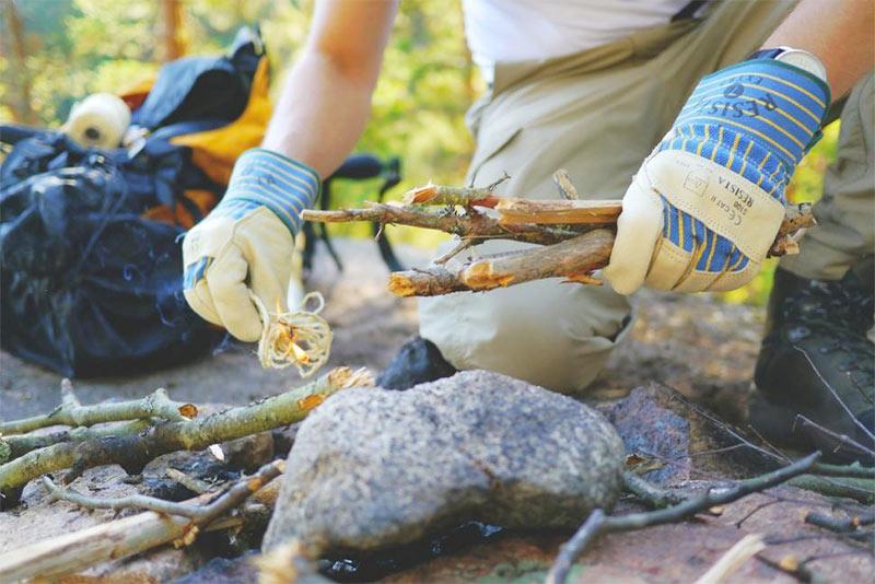 campfire gloves