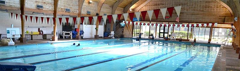 ymca indoor pool