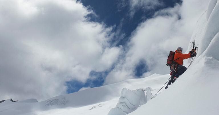 mountaineering ice axe