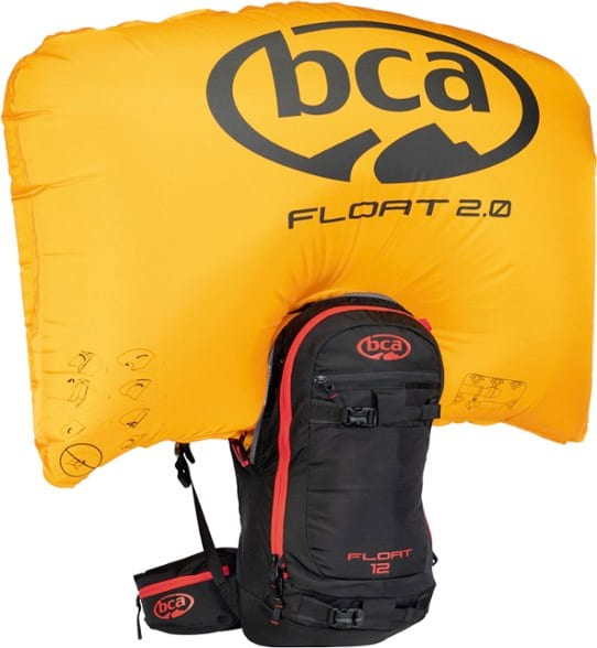 Backcountry Access Float 12 Avalanche Airbag 2.0 Pack