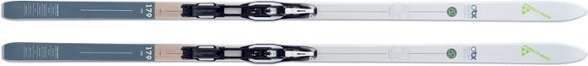 Fischer Spider 62 Crown Cross-Country Skis with TURNAMIC Bindings
