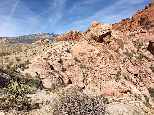 red rock calico trail las vegas