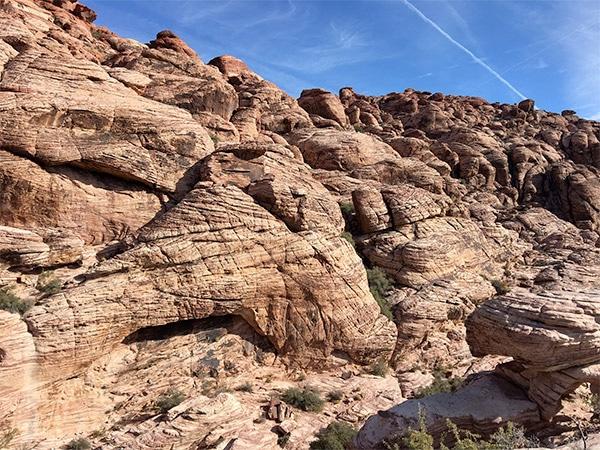red rock calico hills trail las vegas