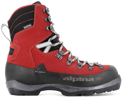 Alpina Alaska BC Cross-Country Ski Boots