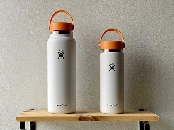 two size hydro flask