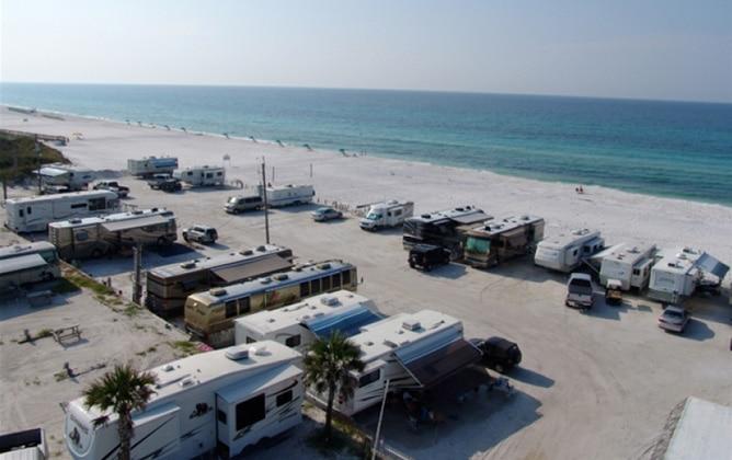 camp gulf rv park