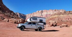 cirrus 620 small truck camper