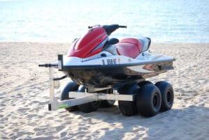 aquacarts jet ski stand