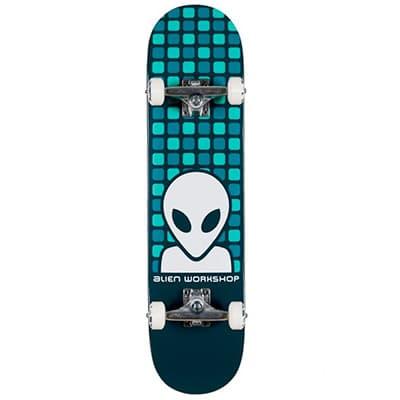 Alien Workshop Matrix Blue Complete 7.75 Skateboard