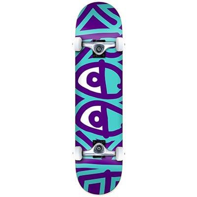 Krooked Bigger Eyes 7.5 Skateboard Complete